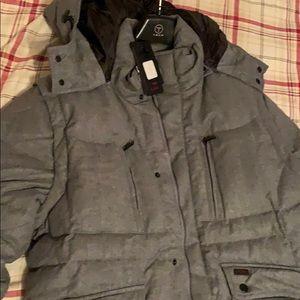 Tumi Jackets & Coats - Tumi Hungarian Goose Down jacket